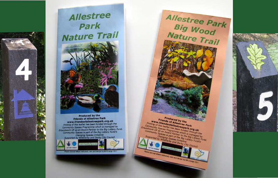 nature trail leaflets